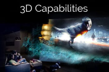 3D Capabilities