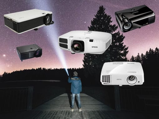 How to Choose an Outdoor Projector
