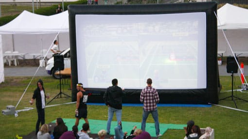 Parkview Outdoor Cinema System